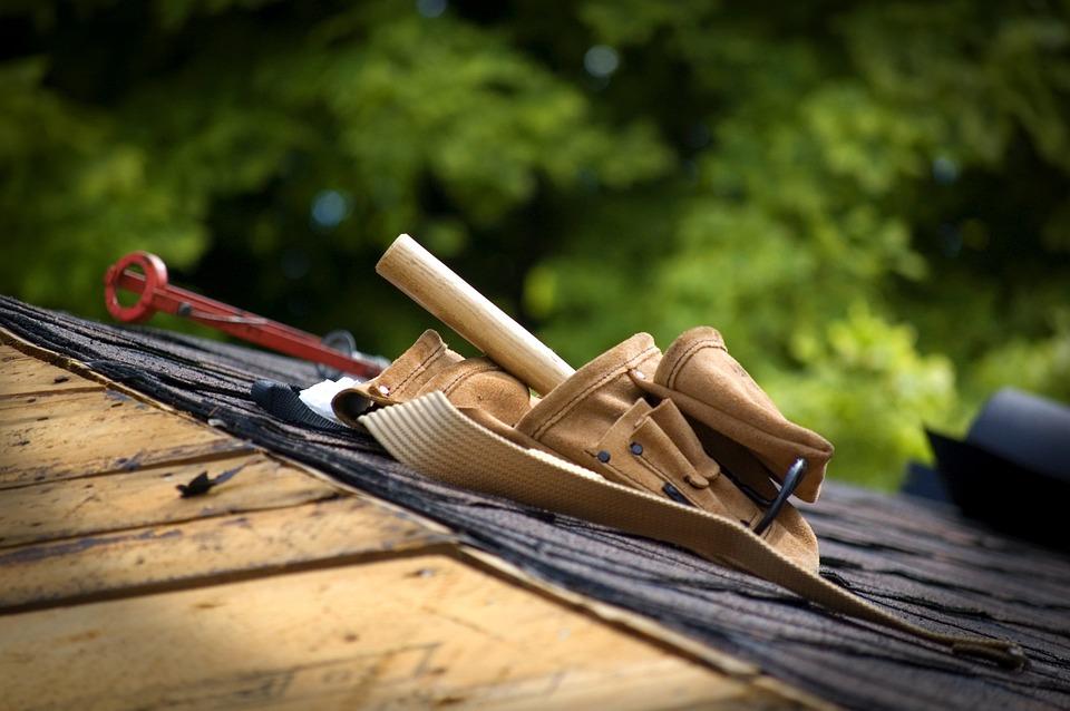 Traitement de la toiture